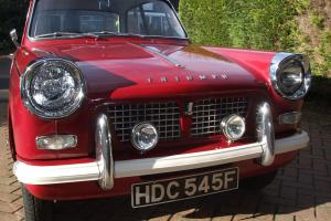 TRIUMPH HERALD 1200 SALOON *** SOLD *** Photo