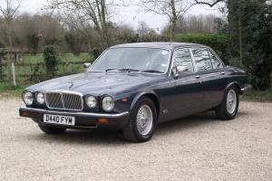 1986 JAGUAR Series 3 V12 AUTOMATIC 102K LOADS OF HISTORY SIMPLY OUTSTANDING Photo