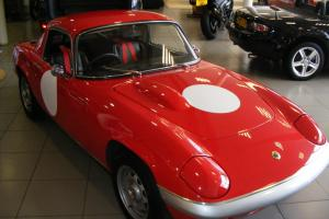 LOTUS ELAN FHC S4 SE Photo