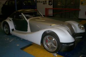 Aero 8 series 1 - Competition / Race car project Photo