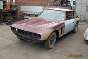 Jensen Interceptor Mk II for restoration.