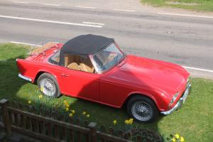 Triumph TR4 Roadster 1964 Photo