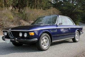 BMW 3.0 3.0CSI 2800CS coupe 1970 1971 1972 1973 1974 classic fuel injected coupe