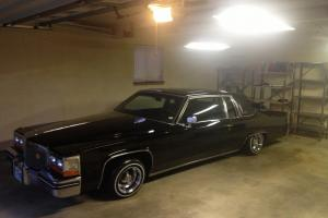 """1982 Cadillac Coupe Deville Lowrider """"King Coupe"""""""