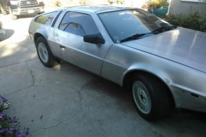 Delorean 1981 DMC  12