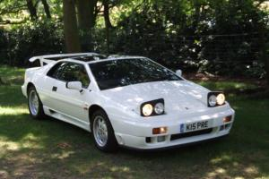 Lotus Esprit 2.2 High Wing Limited Edition only 65 made!
