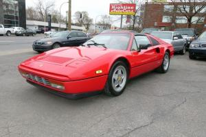 1989 Ferrari 328 GTS: excellent condition, collector's car, LOW mileage.