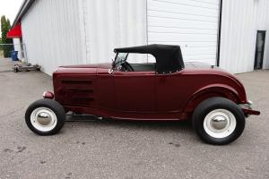 1932 Ford (High Boy) Roadster