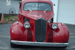 Ford RAT ROD HOT ROD PICK UP MUST BE SEEN 1937 RETRO STREET CLASSIC