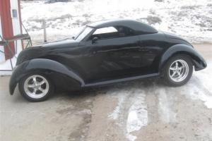 1939 FORD 2 DR. Coast to Coast Body   Coupe  Lift off Top