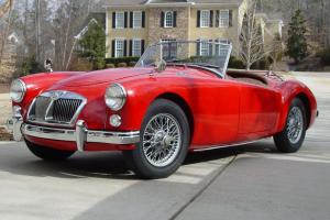 1962 MGA Roadster Quality Amateur Restoration Photo