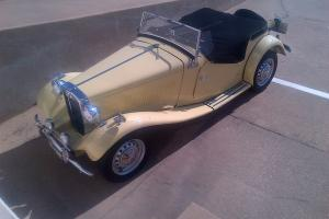 1953 MGTD MG-TD2 1953 995mi on FRAME OFF RESTORED, GORGEOUS, CORRECT, FABULOUS ! Photo