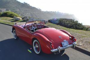 1957 MGA roadster 1600. GORGEOUS rust free convertible MGA (english sports car) Photo