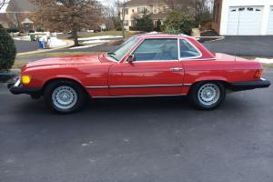 1985 MERCEDES BENZ 380SL IN MINT CONDITION IN AND OUT, TWO TOPS ONLY 81K