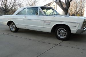 1965 Plymouth Sport Fury RARE 426 4 speed from factory
