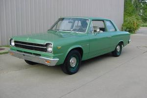 1969 RAMBLER AMERICAN BASE 2 DOOR SPORT SEDAN 220 ONLY 38K. MILES RUST FREE