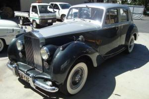 1954 Rolls Royce Silver Dawn Base 4.6L