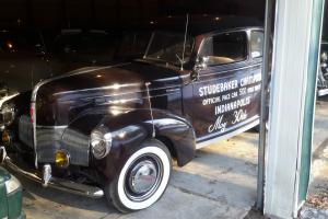 1940 Studebaker Champion Indy 500 Pace Car