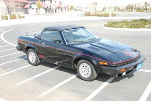 1980 Triumph TR-7 Photo