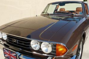 1973 Triumph STAG Photo