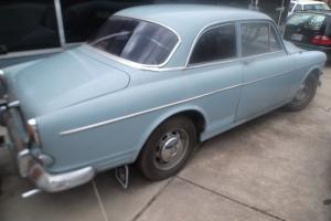 1066 volvo 122s 2dr