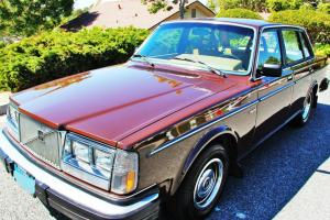 "1 Owner Volvo 240 Garage kept "" Mint Condition "" Low Miles"