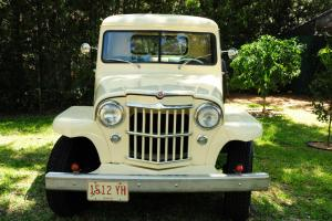 1953 Willys Pickup Truck 4X4