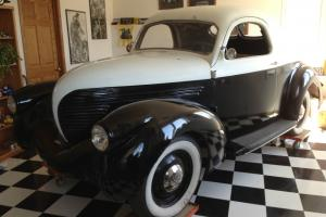 1937 Willys Coupe Untouched all original numbers matching 1937 Willys Coupe