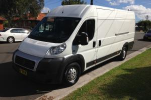 Refrigerated Fiat Ducato Maxi 2007 Manual Turbo Diesel MID Roof in Lidcombe, NSW