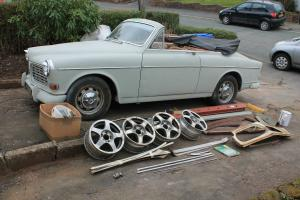 Volvo Amazon, classic, Rat Rod, Lowrider, Custom, unfinished project, Easy!!!