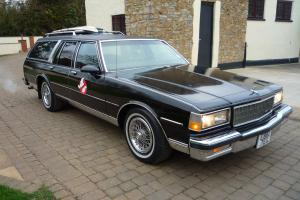 1988 Chevrolet Caprice Station Wagon 5L V8 No Reserve - dare to be different!