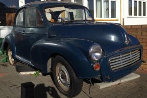 MORRIS MINOR 1000 (Spares or Repair) **NO RESERVE**