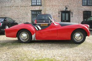 TRIUMPH TR3 DRIVES WELL LOOKS GREAT