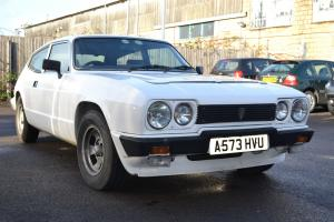 SOLD! STP. Reliant Scimitar 6b. Auto, Galv chassis, leather interior, fresh MOT