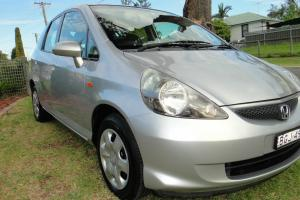 2007 Honda Jazz 7 Speed Automatic ONE Owner NO Reserve in Sydney, NSW