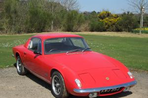LOTUS ELAN S2  Photo