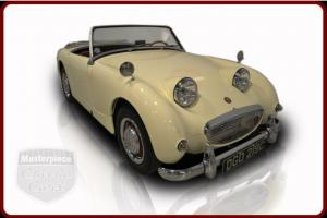 59 Austin Healey Sprite Mark 1 Original S4 948CC 4 Cyl Original Rebuilt 4 Speed Photo