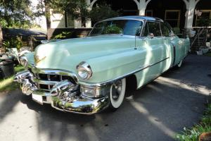 2 DOOR CADILLAC COUPE DEVILLE 500 mi. on complete running gear rebuild