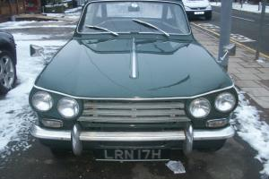 triumph vittesse convertable  Photo