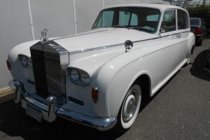 1966 ROLLS ROYCE PHANTOM V WHITE 95000 MILES EXCELLENT CONDITION
