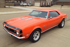 1968 Chevrolet Camaro SS, mint condition, nothing spared