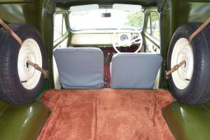 1963 STANDARD 10 7CWT VAN GREEN  Photo