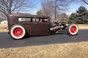 1929 Ford Model A Rat Rod 355 Chevy