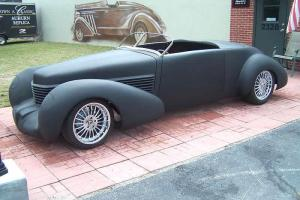 Coffin Nose Speedster 1936 Cord 810 812 Fiberglass Street Rod Body Kit