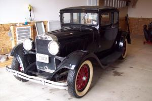 1928 Dodge Victory Six Coupe