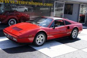 1986 Ferrari 328 Low Miles Immaculate Condition