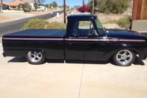 1964 Ford F100 Custom Cab short bed truck T-Bird front clip 302 with C4 trans