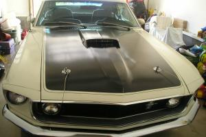 1969 Ford Mustang - Mach I - Fastback