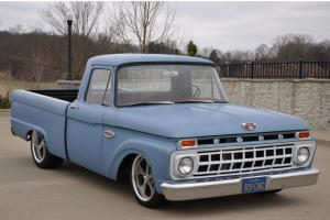 1964 Ford F-100 Shop Truck Shortbed Heidts IFS