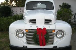1948 FORD F-1 PICKUP CLEAN, ORIGINAL,  AZ TRUCK. FIRST YEAR OF THE F SERIES!